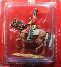 Del Prado Tin toy soldiers 1/32 SNC050 Officer, British Dragoons, 1809