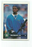 KEN GRIFFEY JR (Seattle Mariners) 1993 DONRUSS BASEBALL CARD #553