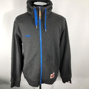 Scruffs Hoodie Vintage Zip Through Fleece Hoodie Workwear Size XXL
