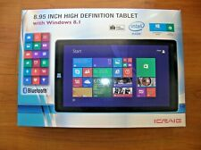 """Craig 8.95"""" High Definition Touch Screen Tablet Computer Windows 8.1 CMP801 NEW"""