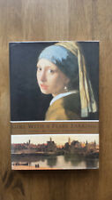 Tracy Chevalier – Girl with a Pearl Earring (1st/1st 2000 US hb with dw)