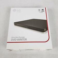LG SP80NB60 Ultra Slim Portable DVD Writer