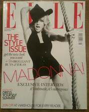 Elle Magazine - May 2008 - Collectors Issue - Madonna