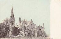 Postcard - Cardiff - Llandaff Cathedral