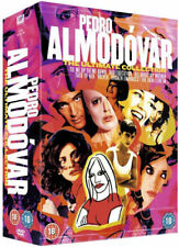 Pedro Almodovar - The Ultimate Collection (7 Films) DVD NEW DVD (P927501000)