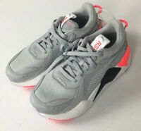Puma RS-X womens sneakers size 6 Gray PUMA RS-X