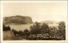 Rockwood ME Kineo Hotel on Moosehead Lake #52 Real Photo Postcard