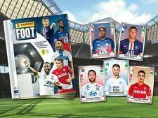 Lot 5 stickers au choix Foot 2019 2020 Ligue 1 & 2 PANINI FIGURINE CARD VIGNETTE