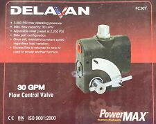 Delavan PowerMax Flow control with Relief, 30 Gpm