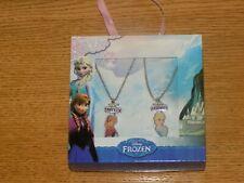 Disney Princess - Frozen Elsa & Anna Necklace Best / Forever Friends Necklaces
