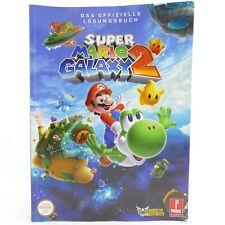 Super Mario Galaxy 2 / II * Spieleberater / Lösungsbuch * für Nintendo Wii