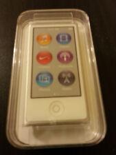 Apple iPod Nano 7th Gen 16GB Silver, MKN22LL/A (Worldwide Shipping)