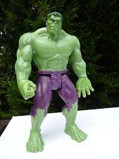 ☺ Figurine Hulk Avengers Hasbro Marvel Année 2013 29 Cm