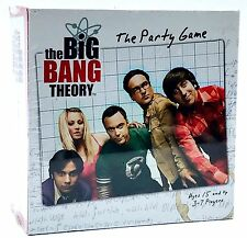 THE BIG BANG THEORY - The Party Game - New