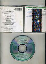 MAURICE OHANA-ANNEAU DU TAMERIT/SIGNES/LIVRE DES PRODIGES-ERATO IMPORT 1990-EX