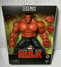 Marvel Legends Series Red Hulk 6 inch Action Figure TARGET EXCLUSIVE new