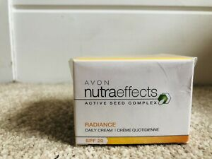 Avon Nutra Effect Active Moisture Radiance Daily Cream SPF 20