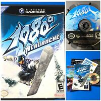 1080°: Avalanche (Nintendo GameCube, 2003) GAME COMPLETE Tested and works