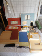 Vintage Fisher price doll house set 1978 parts repair