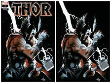 THOR #1 GABRIELE DELL'OTTO TRADE/VIRGIN VARIANT SET LIMITED TO 600 SETS W/COA
