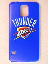 NBA Oklahoma City Thunder Samsung Galaxy S5 G900 Plastic One-Piece Slim Case