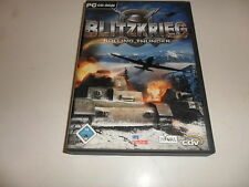 PC  Blitzkrieg - Rolling Thunder Add-On