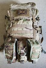 british military pri 45ltr infantry bergen rucksack patrol back pack MTP issued
