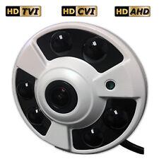 Sikker Fisheye fish eye wide angle 1080P 2 Megapixel CCTV Video Security Camera