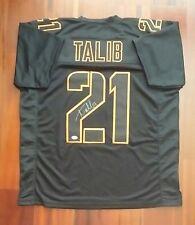 Aqib Talib Autographed Signed Jersey Denver Broncos JSA