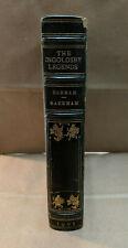 INGOLDSBY LEGENDS 1910 reprint leather binding Arthur Rackham illus free S/H