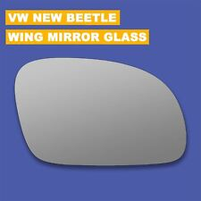 For VW New Beetle wing mirror glass 03-10 Right Driver side Spherical