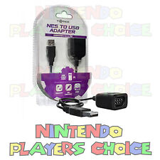 Nintendo NES To PC USB Controller Adapter For Windows & Mac Fast Shipping NEW