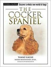 Terra-Nova Cocker Spaniel Dog Care Training Book & Dvd