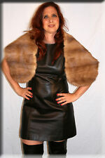 New Skin on Skin Pastel Mink Fur Stole Efurs4less