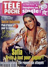 2003: SOFIA ESSAÏDI_SOPHIE MARCEAU_JULIEN CLERC_Alain DELON_Etienne DAHO