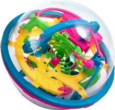 Addict a Ball Labyrinth Kugelgleitbahn bunt Spiel Kugelspiel Kugelbahn Gleitbahn