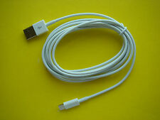 2 M Lightning To USB Cable Sync Data Power Cable For iPhone