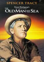 The Old Man and the Sea (1958 Spencer Tracy) DVD NEW