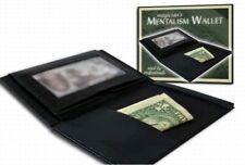 MM WALLET MAGICIANS MENTALISM WALLET MIND READING MAGIC TRICKS CLOSE UP GIMMICK