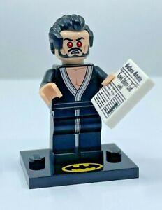 "LEGO Batman Movie 2 (71020) ""Gerald Zod"" Minifigure New"