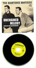 RIGHTEOUS BROTHERS - Unchained Melody / You're my soul - 2003 JAPAN CD Single