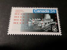 CANADA, timbre EXPOSITION 1986 VANCOUVER, neuf**, VF MNH STAMP