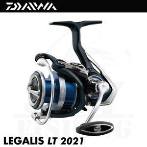 Daiwa Legalis LT 2021 Saltwater Spinning Fishing Reel 6 Models