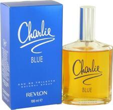 Revlon Charlie Blue Eau de Toilette 3.4 oz Spray