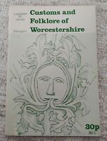 Worcestershire. Social History. Customs & Folklore.