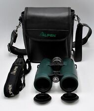 Alpen Rainier 10x42mm HD ED Water Proof Roof Prism Binoculars 77