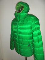 JACK WOLFSKIN Jacke Daunenjacke puffer jacket glanz Herren grün M