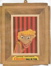 Harpo Marx The Marx Brothers Famous Comedian Cheerios Hall of fun Figure