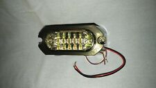 Code3 Trx6r Red Led Warning Light Selling As A Pair