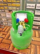 Refrigerant Recovery Tank 6l132lbs Liquid Capacity Liquid Amp Vapor Y Valve
